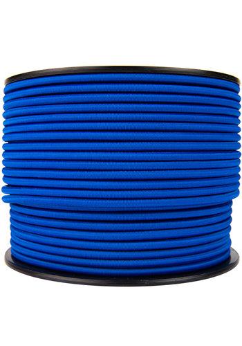 Elastisch koord 6mm blauw