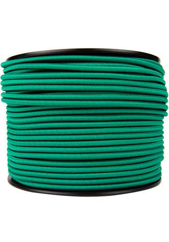 Elastisch koord 6mm groen