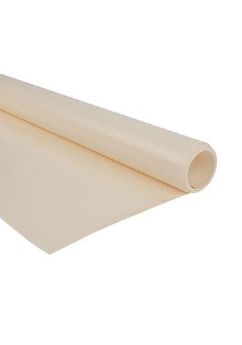 2,5m Creme RAL1013 680gr/m2 PVC zeildoek