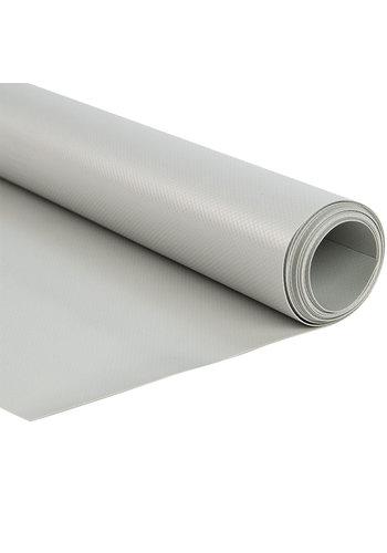 2,5m Grijs Ral 7035 680gr/m2 PVC zeildoek