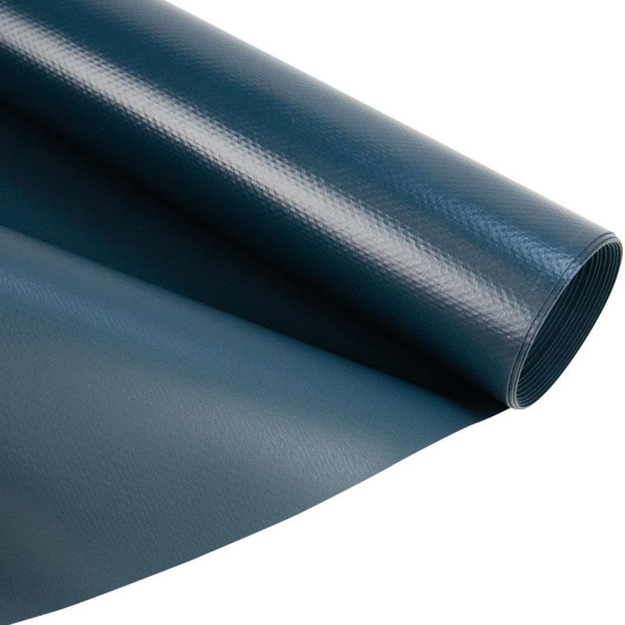 3 meter breed grijs 680gr pvc zeil per meter van de rol