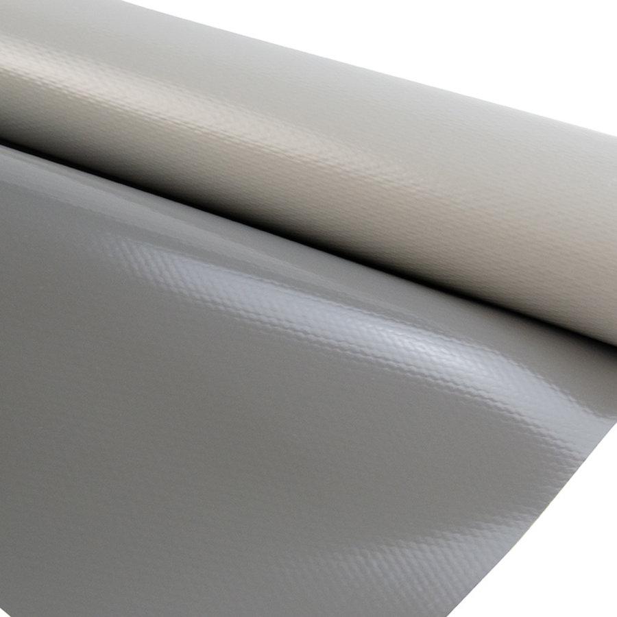 3m grijs donker 580gr pvc zeildoek 7023
