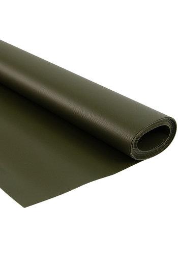 2,5m legergroen mat 730gr pvc zeildoek