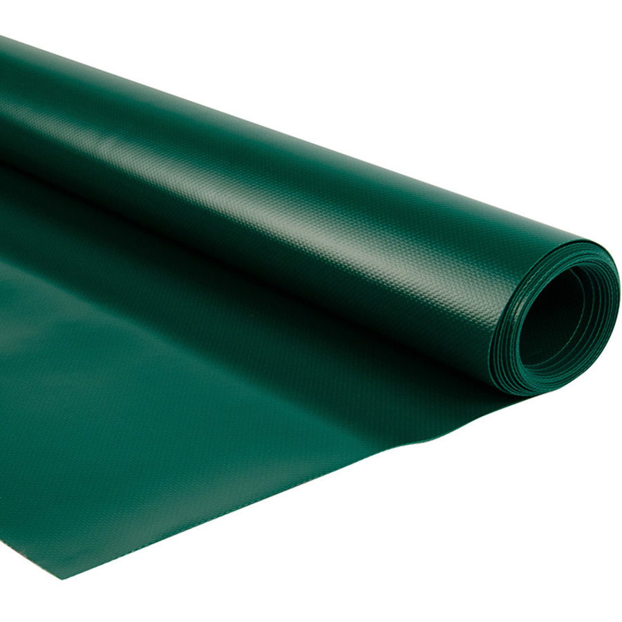 3m groen 630gr pvc zeil bisonyl