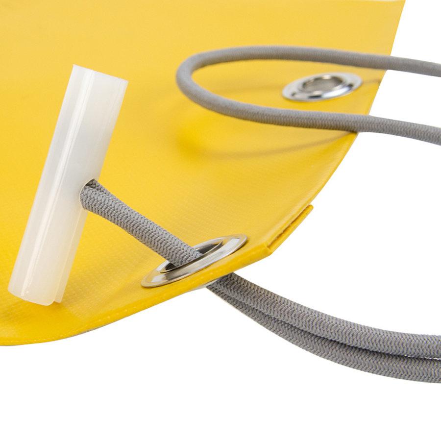 Spanner elastiek 40cm T-bar grijs pp