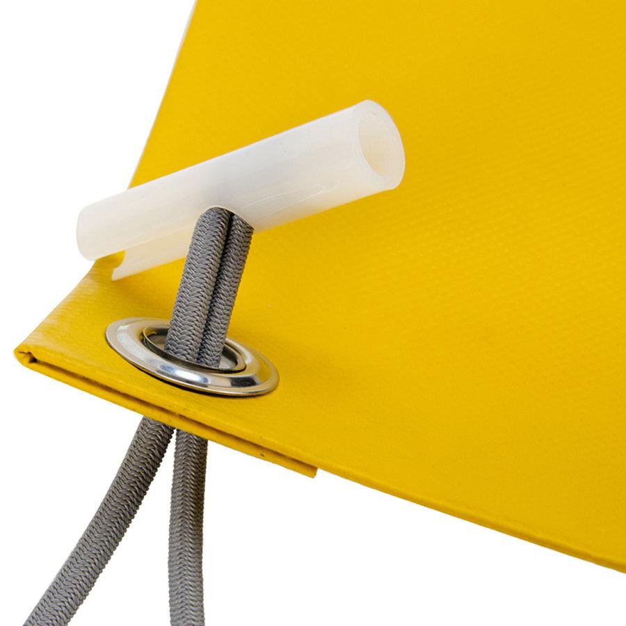 Spanner elastiek 20cm T-bar grijs pp