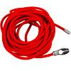 Afdekzeilwinkel Easyfix elastiek snelbinder 8mm x 8m rood