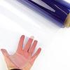 Afdekzeilwinkel 0,5mm 183cm DIN 4102-B1 M2 pvc zeil doorzichtig vlamvertragend
