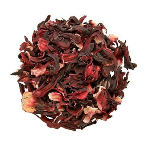 Satemwa Rode Hibiscus - Los - 100gr