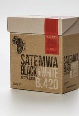 Satemwa B. 420 Satemwa Black & White Tea Bags 12 x 2g