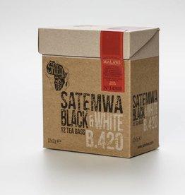 Satemwa B. 420 Satemwa Black & White Theebuiltjes