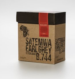 Satemwa B.744 Satemwa Earl Grey Tea Bags