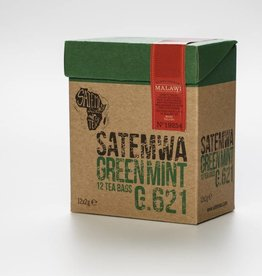 Satemwa G.621 Satemwa Green Mint Tea Bags