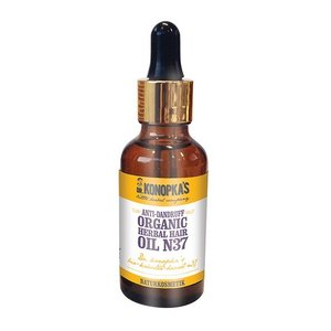 Dr. Konopka's Herbal Hair Oil N37, 30 ml