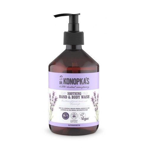 Dr. Konopka's Hand&Body Wash Soothing, 500 ml