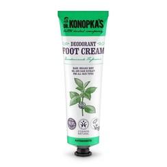 Foot Cream Deodorant, 75 ml