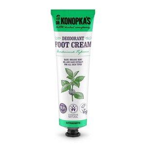 Dr. Konopka's Foot Cream Deodorant, 75 ml
