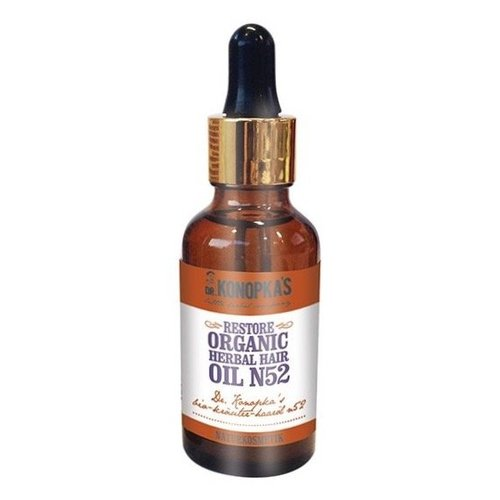 Dr. Konopka's Herbal Hair Oil N52, 30 ml