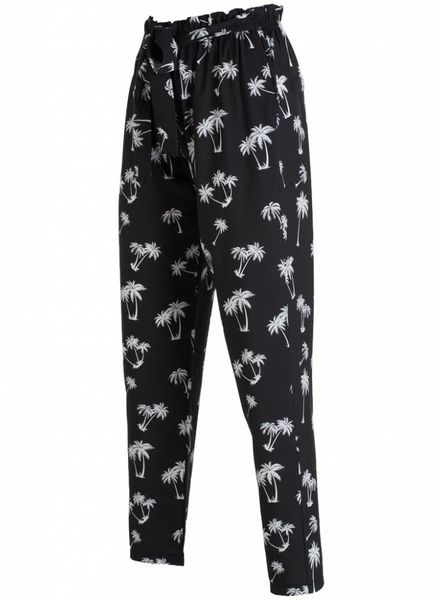 Rebelz Collection Broek palmitos zwart