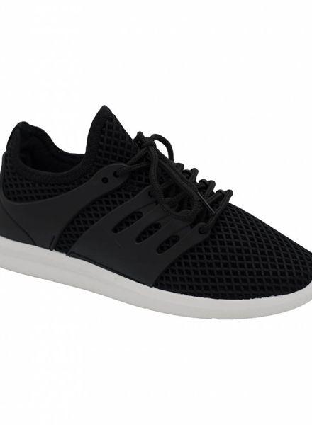 Rebelz Collection Sneaker Dara zwart