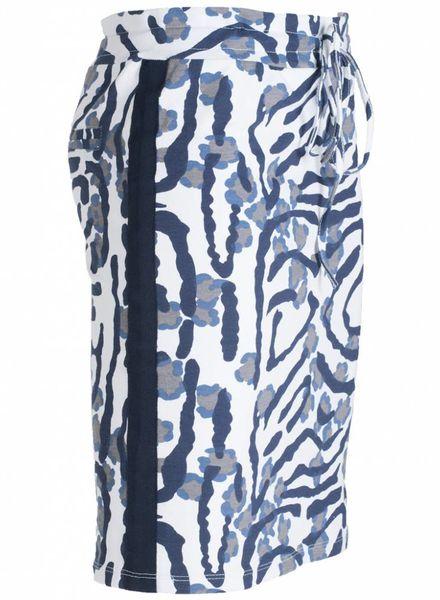 Vera Jo Rok camouflage blauw