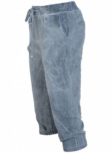 Rebelz Collection Capri Elsa jeansblauw