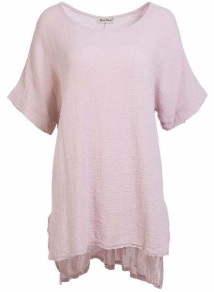 Gemma Ricceri Shirt Mandy roze