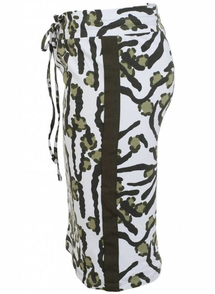 Vera Jo Rok camouflage groen