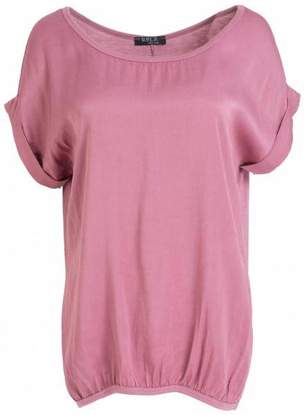 Rebelz Collection Shirt Mia oud roze