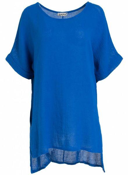 Shirt Mandy kobalt
