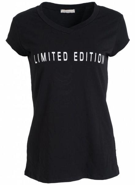 Gemma Ricceri Shirt limited zwart