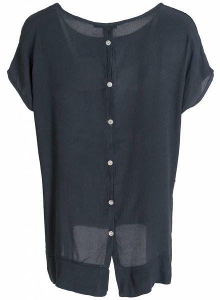 Gemma Ricceri Shirt Melly antraciet