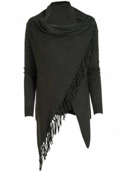 Rebelz Collection Vest Franje Kady groen