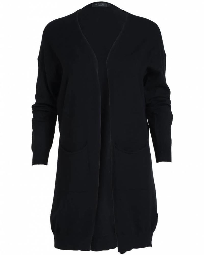 Rebelz Collection Vest Tine zwart
