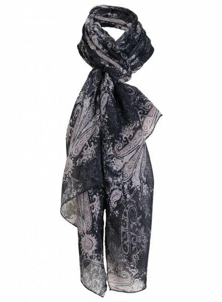 Sjaal Noor zwart