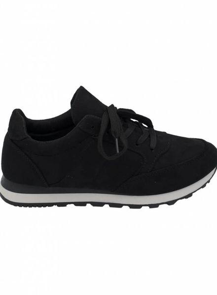 Sneaker Mo zwart