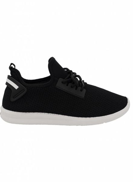 Sneaker Flip zwart