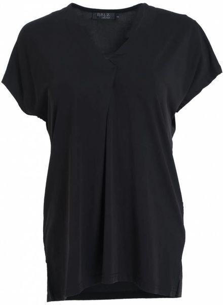 Rebelz Collection Shirt Rosie zwart