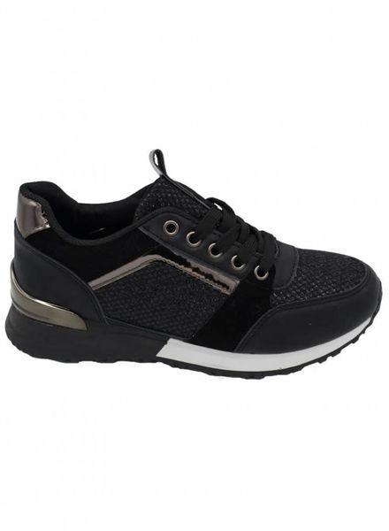Sneaker Spice zwart