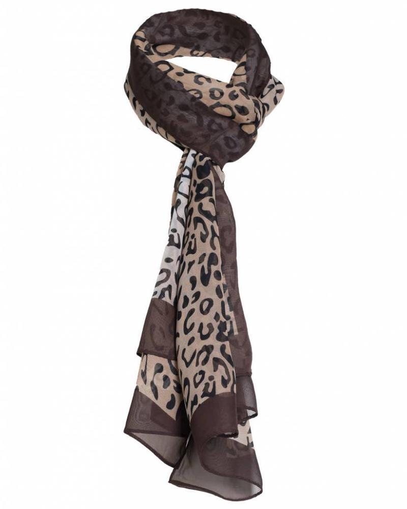 Sjaal Do bruin