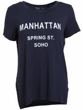 Rebelz Collection Shirt Manhattan blauw
