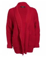 Rebelz Collection Vest Dixie rood