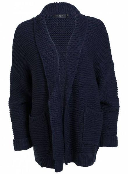 Rebelz Collection Vest Dixie blauw