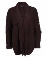 Rebelz Collection Vest Dixie bruin