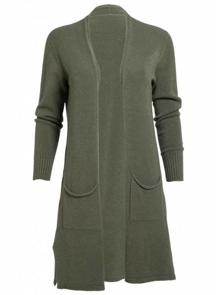 Gemma Ricceri Vest Daisy groen