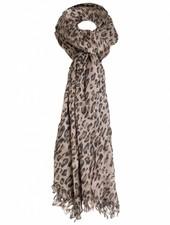Sjaal Meline bruin
