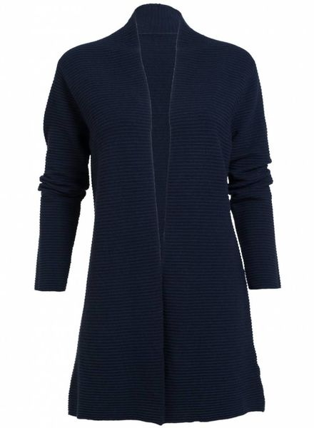 Gemma Ricceri Vest Rina donkerblauw