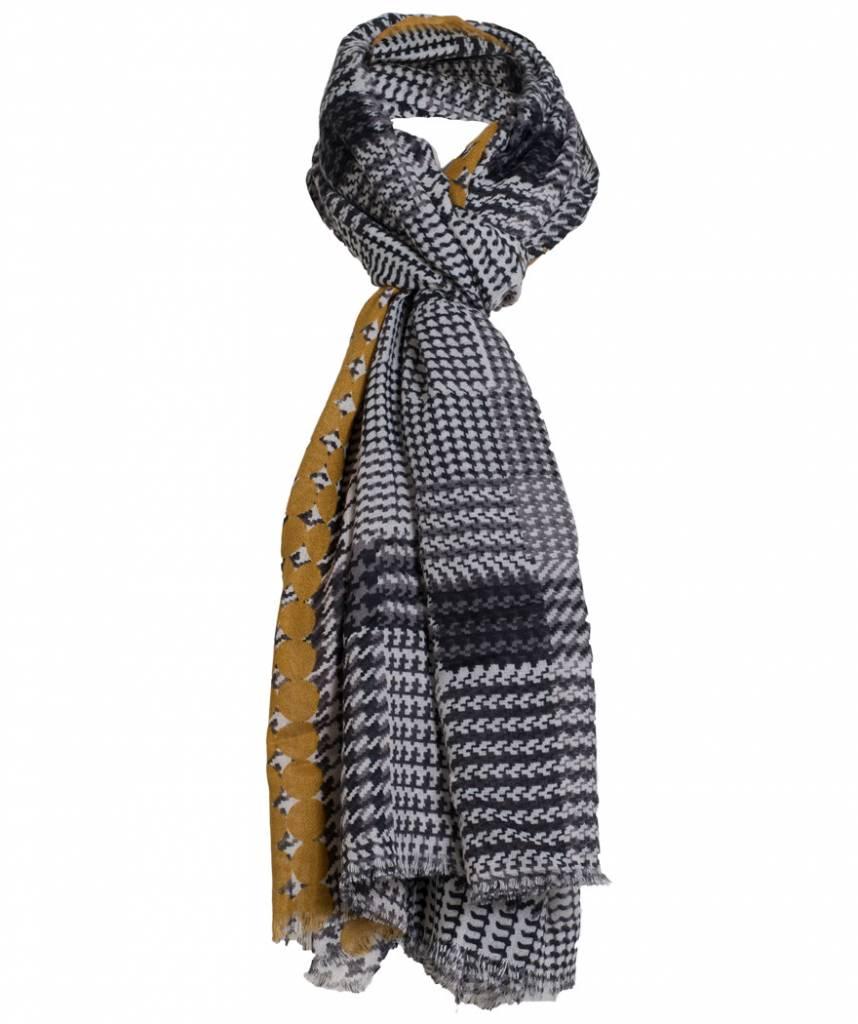 Sjaal Liz ruit