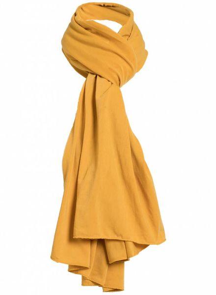 Sjaal Lia okergeel