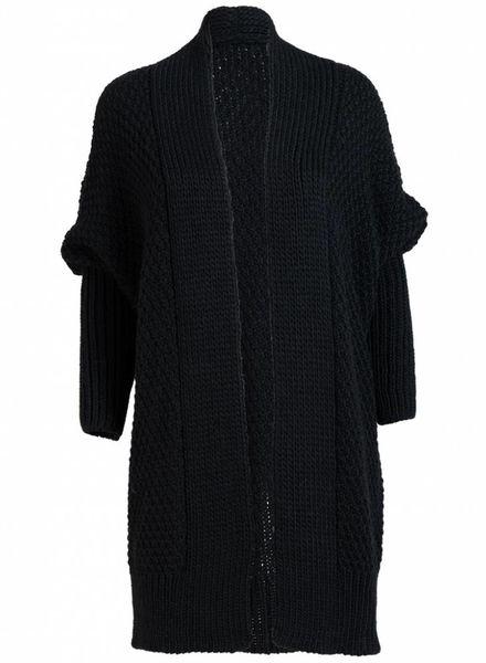 Gemma Ricceri Vest Ava zwart